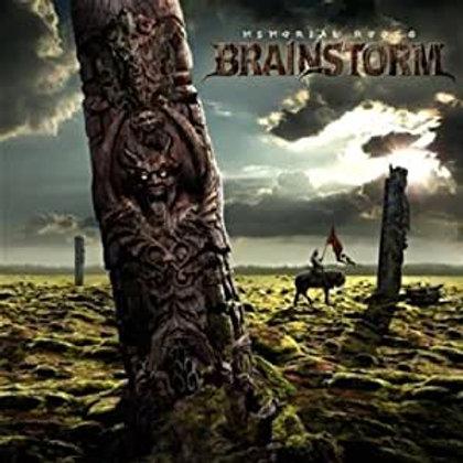 BRAINSTORM - MEMORIAL ROOTS - DIGI CD