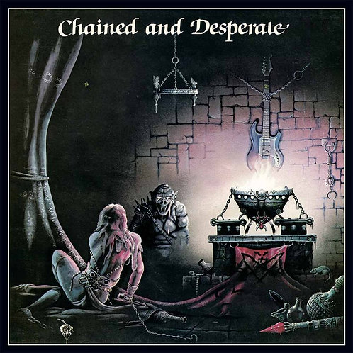 CHATEAUX - CHAINED AND DESPERATE - LP