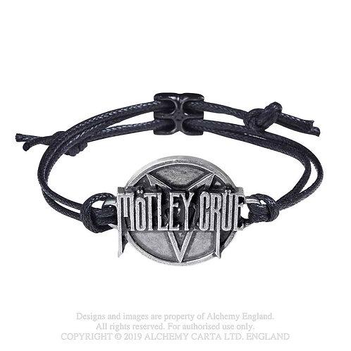 MOTLEY CRUE - Bracelet réglable