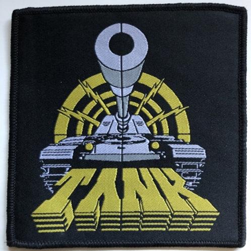 TANK - Logo PATCH