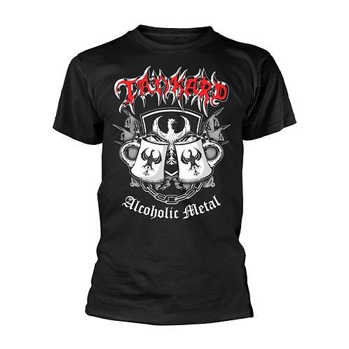 TANKARD - Alcoholic Metal - T shirt
