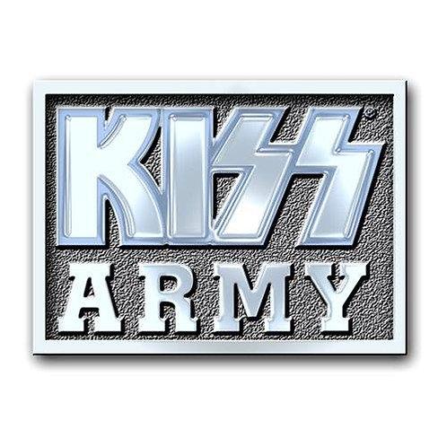 KISS - Badge Metal