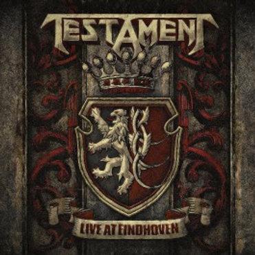 TESTAMENT - Live At Eindhoven - CD