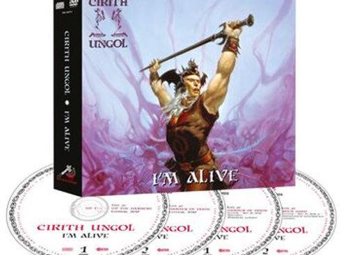 CIRITH UNGOL - I'm Alive DELUXE EDITION