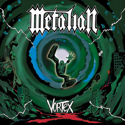 METALIAN - Vortex - LP