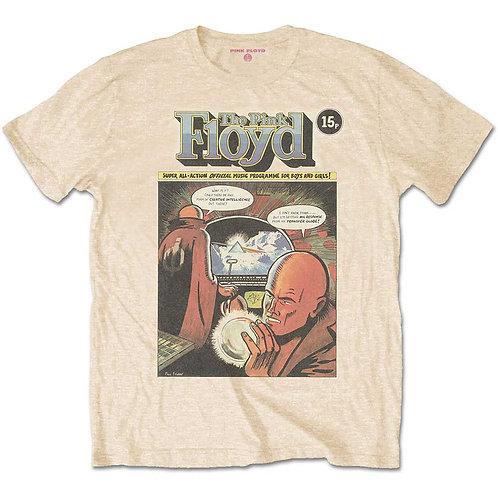 PINK FLOYD - Comic - T Shirt