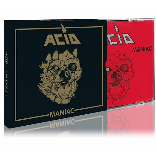 ACID - Maniac - SLIPCASE CD