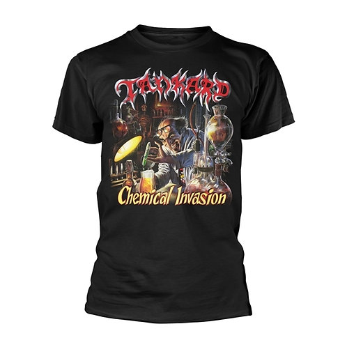 TANKARD - Chemical Invasion - T shirt