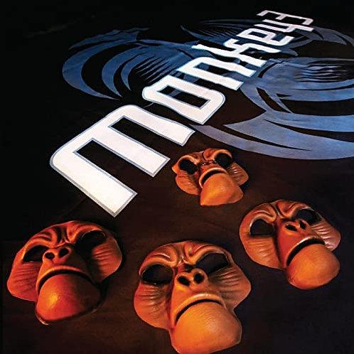 MONKEY 3 - UNDERCOVER - CD
