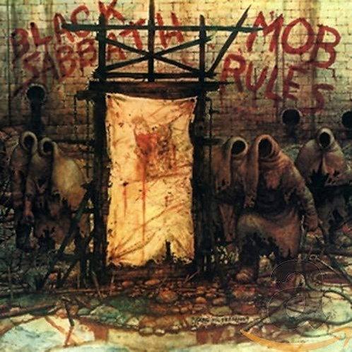 BLACK SABBATH - Mob Rules - CD