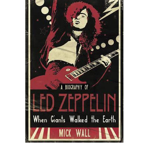 A biography of LED ZEPPELIN