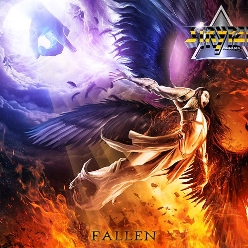 STRYPER - Fallen - CD