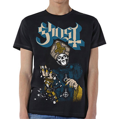 GHOST - PAPA of The World - Official T shirt