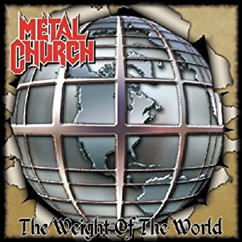 METAL CHURCH  - The Weight Of The World - CD