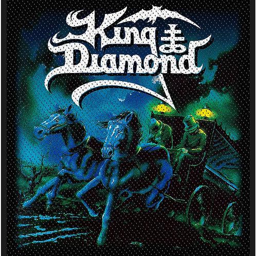 KING DIAMOND - ABIGAIL - OFFICIEL WOVEN PATCH