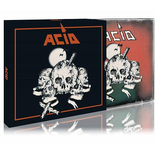 ACID - 1st Album - SLIPCASE CD