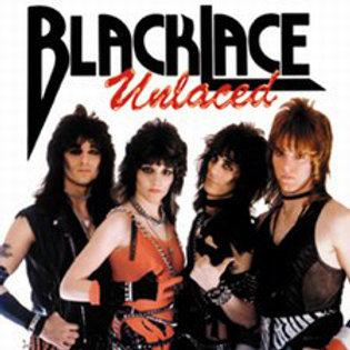 BLACKLACE - UNLACED - DIGI CD