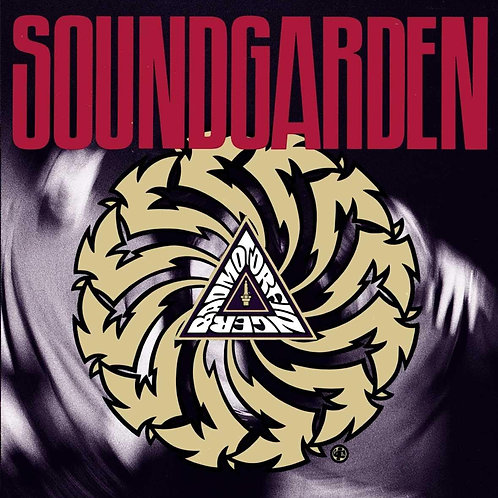 SOUNDGARDEN - BADMOTORFINGER - DIGI CD