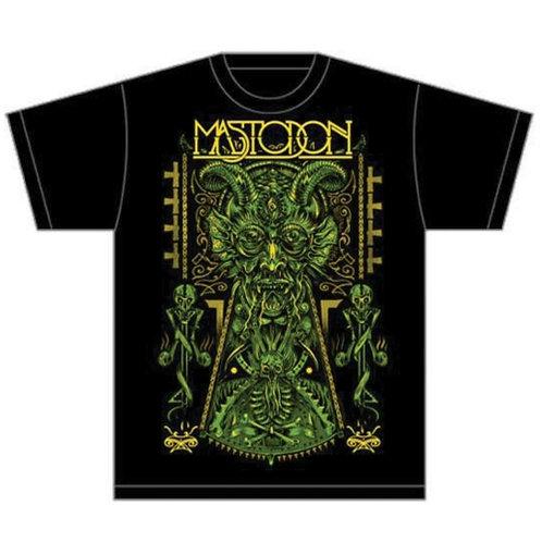 MASTODON - Devil On Black - T shirt