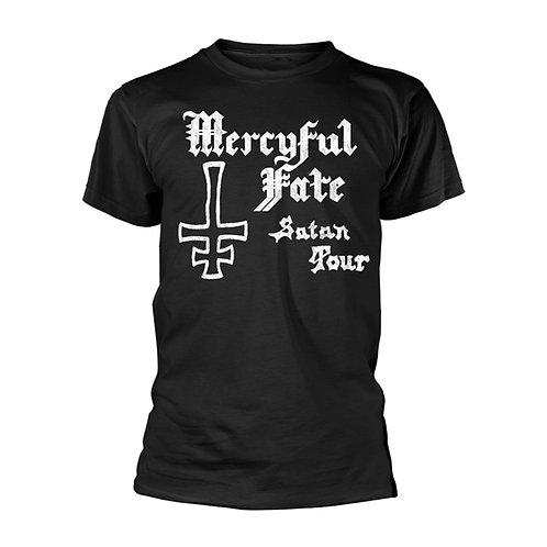 MERCYFUL FATE - 1982 SATAN TOUR