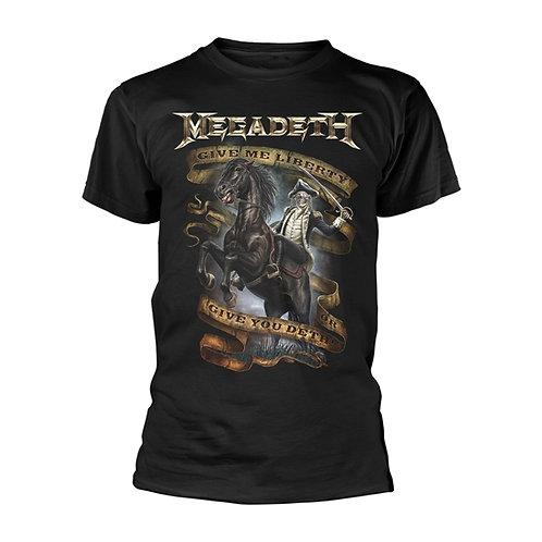 MEGADETH - Give me Liberty - T shirt