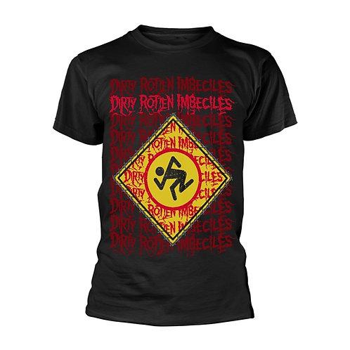 D.R.I. - Thrash Zone - T shirt