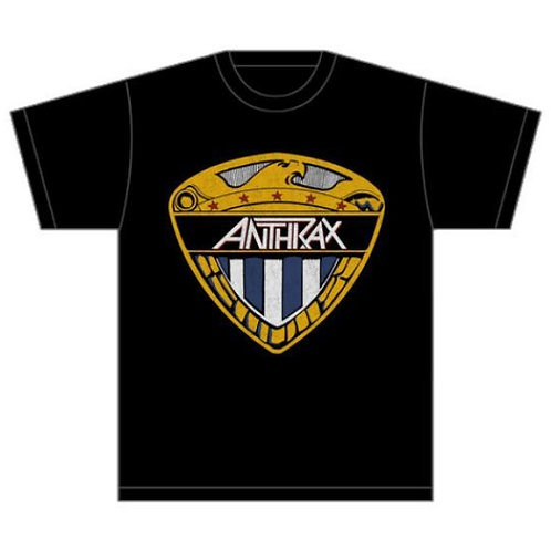 ANTHRAX - Eagle Shield - OFFICIAL T shirt
