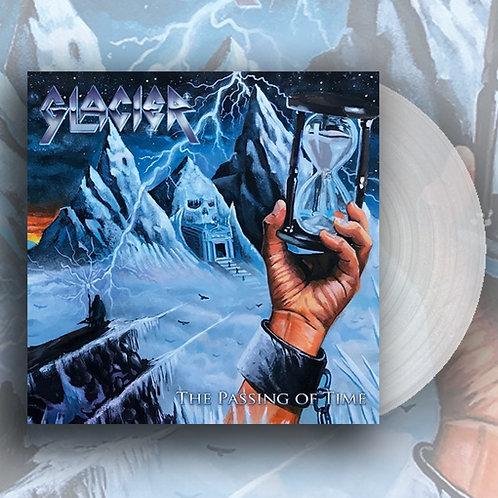 GLACIER - The Passing Of Time - Clear LP/Edition limitée