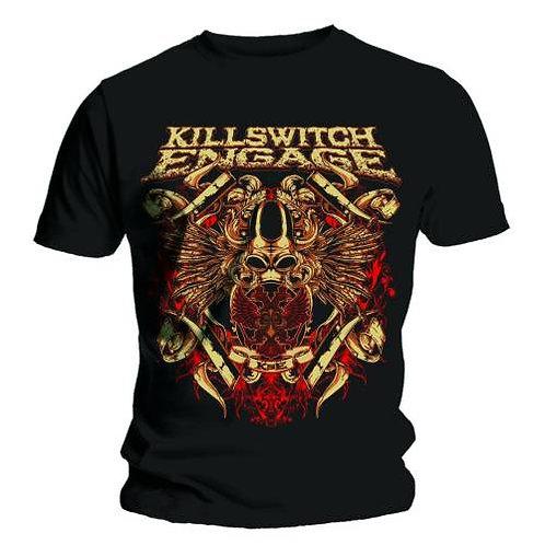 KILLSWITCH ENGAGE - Engage Bio War - T shirt
