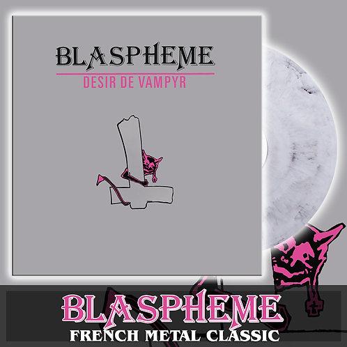 BLASPHEME - Désir de Vampyr - Grey Marbled LP