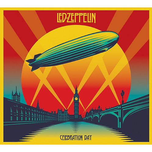 LED ZEPPELIN - CELEBRATION DAY LIVE/COLLECTOR - DIGI 2 CD+DVD