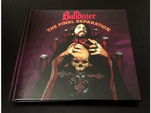 BULLDOZER - The Final Separation CD DIGIBOOK