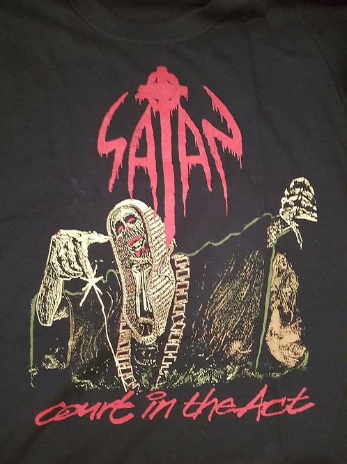 SATAN - Court In The Act - Size XL