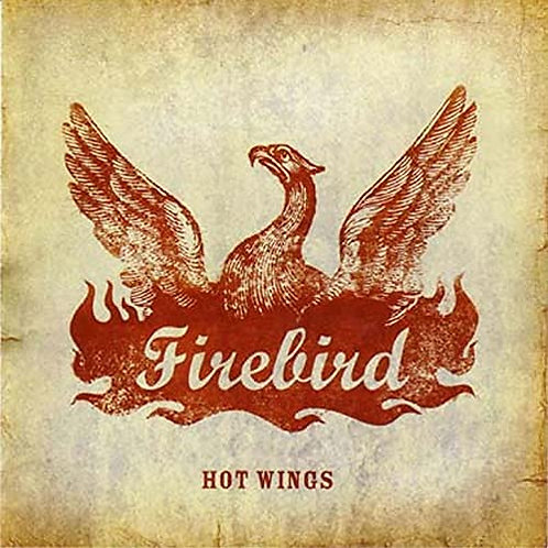 FIREBIRD - HOT WINGS - LP