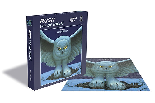 PUZZLE - RUSH - FLY BY NIGHT