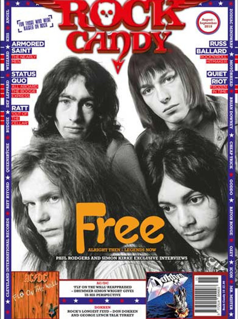 ROCK CANDY N° 15 Digital Edition - FREE Cover