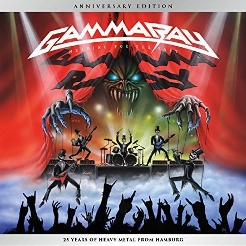 GAMMA RAY - HEADED FOR THE EAST - DIGI 2 CD