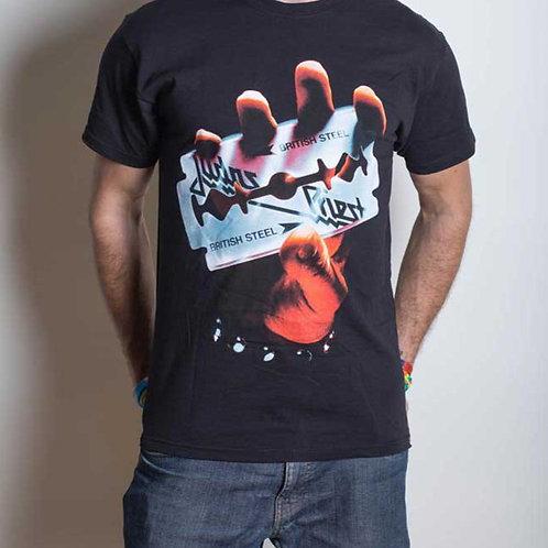 JUDAS PRIEST - British Steel Classic - T shirt