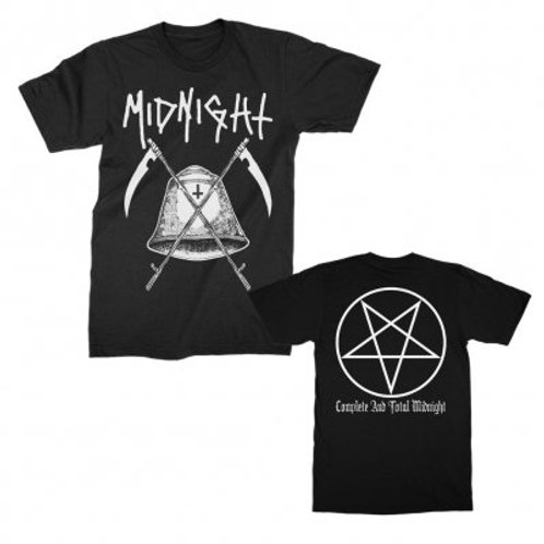 MIDNIGHT - Complete and Total Midnight - T shirt