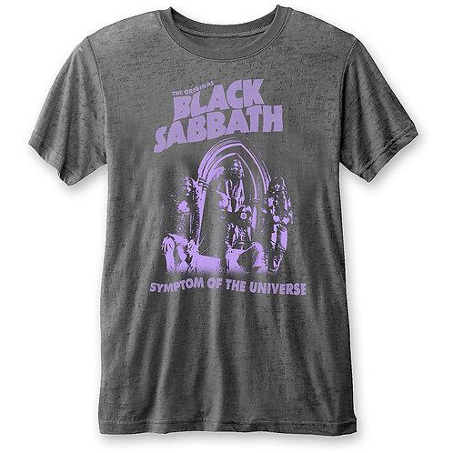 BLACK SABBATH - Symptom Of The Universe - T shirt