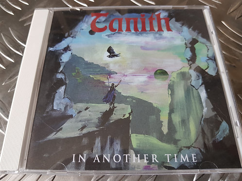 TANITH - In another time - CD + PATCH