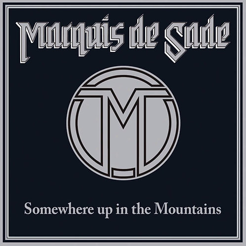 MARQUIS DE SADE - Somewhere Up In The Mountains - LP