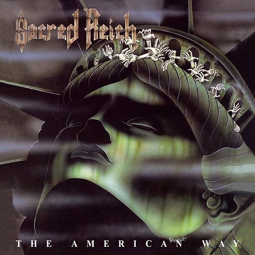 SACRED REICH - The American Way - DIGI CD