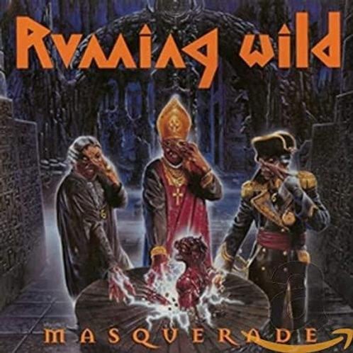 RUNNING WILD - Masquerade - Digi CD