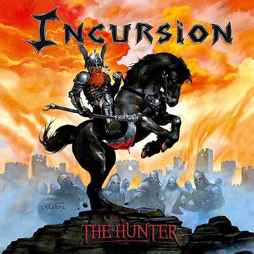 INCURSION - The hunter EP - DIGI CD