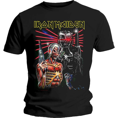 IRON MAIDEN - Terminate - Official T shirt
