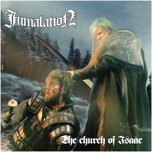 JUMALATION - THE CHURCH OF ISAAC - LP