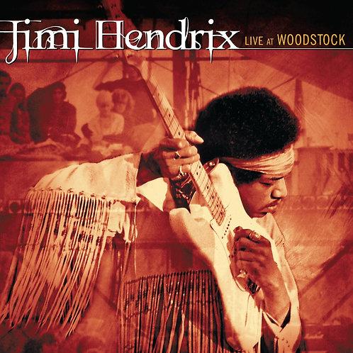 JIMI HENDRIX - LIVE AT WOODSTOCK - DIGI 2 CD