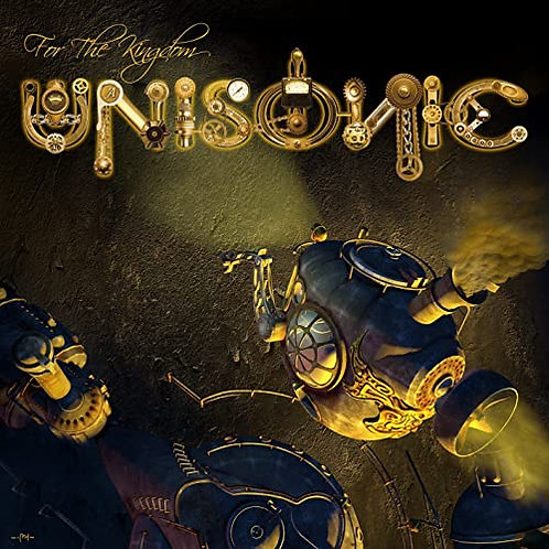 UNISONIC - FOR THE KINGDOM - DIGI CD