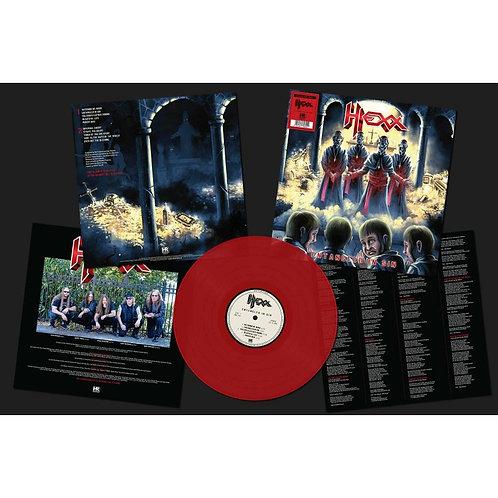 HEXX - Entangled Sin - Red Vinyl